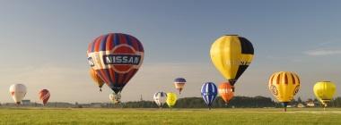 Lidojumi ar gaisa balonu