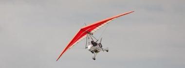 Полеты на дельтаплане