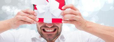Рождественские подарки для мужчины