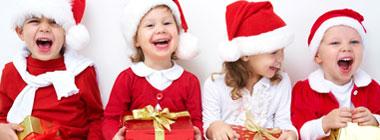 Ziemassvētku dāvanas bērniem
