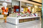 """Uzņēmums Lieliska dāvana """"Akropolē"""" izveido interaktīvu veikalu ar lāzera radara tehnoloģiju"""