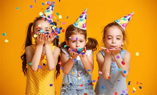 Apsveikumi vārda dienā bērniem