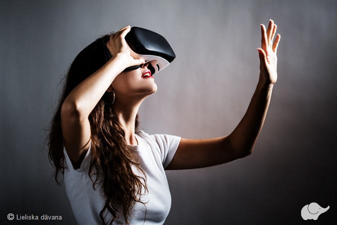 "Virtuālā realitāte ""VR Room"""