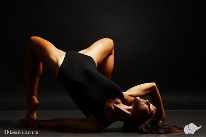 Individuālā striptīza nodarbība
