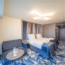 """DIY SPA un atpūta """"Wellton Riverside SPA Hotel"""" viesnīcā"""