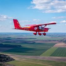 Apskates lidojums virs Jūrmalas, Jelgavas un Rundāles