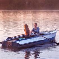 Airu laivas noma Rīgā